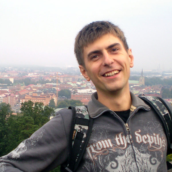 Олег Максимчук