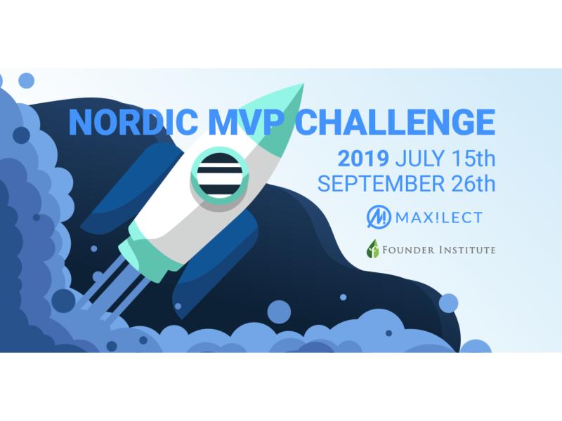 Конкурс для стартапов  - Nordic MVP сhallenge